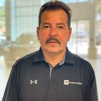 Francisco Hernandez at Norm Reeves Toyota San Diego