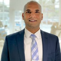 Muaz Arshad at Norm Reeves Toyota San Diego