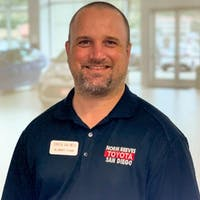 Robert Farr at Norm Reeves Toyota San Diego
