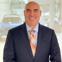 Jorge Bustamante at Norm Reeves Toyota San Diego