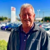 Jeff Hall at Toyota of Somerset