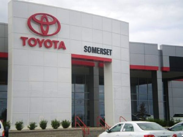 Toyota of Somerset, Somerset, KY, 42501