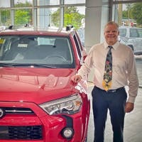 Greg  Taber at Treasure Coast Toyota Of Stuart