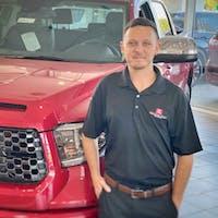 Matt Salton at Treasure Coast Toyota Of Stuart