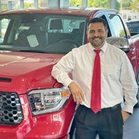 Santiago Rodriguez at Treasure Coast Toyota Of Stuart