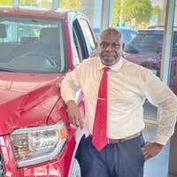 Reggie Brown at Treasure Coast Toyota Of Stuart