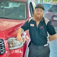 Laine Price at Treasure Coast Toyota Of Stuart