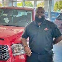 Kareem Thomas at Treasure Coast Toyota Of Stuart