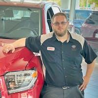 Jeff Jaeger at Treasure Coast Toyota Of Stuart