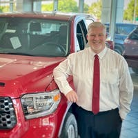 Daymeon Adams at Treasure Coast Toyota Of Stuart