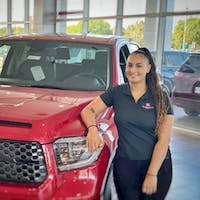 Kelly Caudill at Treasure Coast Toyota Of Stuart