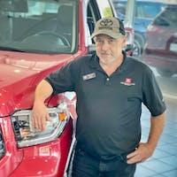 Paul Lovitt at Treasure Coast Toyota Of Stuart