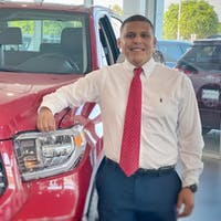 Alejandro Gonzalez at Treasure Coast Toyota Of Stuart