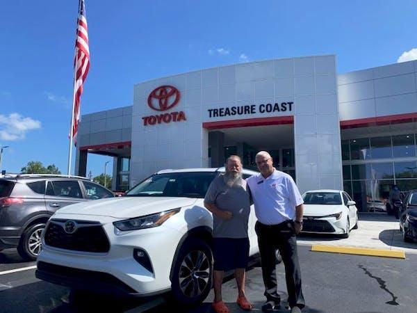 Treasure Coast Toyota Of Stuart, Stuart, FL, 34997