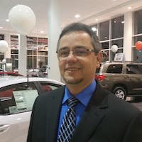 Fausto Darocha at Toyota of Braintree