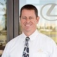 John Lohne at Lexus of Melbourne