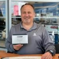 Scott Allen at Basney Honda