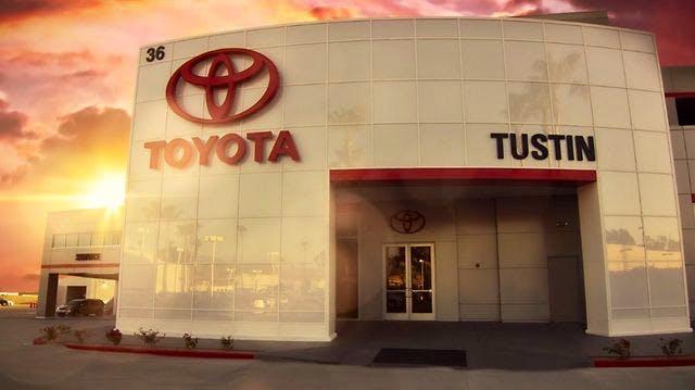 Tustin Toyota Service >> Tustin Toyota Toyota Service Center Dealership Ratings