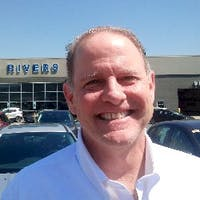Dick Rolfe at Two Rivers Ford