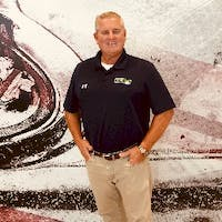 Mike Sloan at Two Rivers Ford