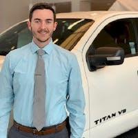 Connor Moran at Tynan's Nissan Aurora