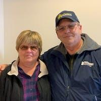 Henry & Marlene  Howard at Suburban Chevrolet of Clinton