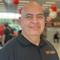 Reza Shahriar at Russell Westbrook Chrysler Dodge Jeep Ram of Van Nuys