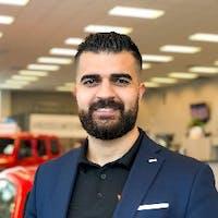 Raed  Malaeb at Russell Westbrook Chrysler Dodge Jeep Ram of Van Nuys