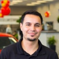 Omar Hernandez at Russell Westbrook Chrysler Dodge Jeep Ram of Van Nuys