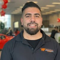 Joshua  Alvarado at Russell Westbrook Chrysler Dodge Jeep Ram of Van Nuys