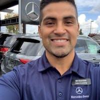 Eli Guevara at Mercedes-Benz of Salem
