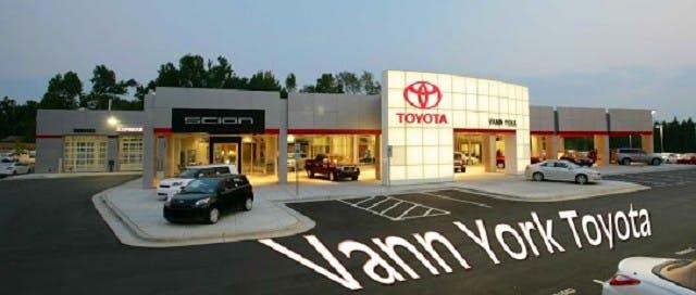 Vann York Toyota, High Point, NC, 27262