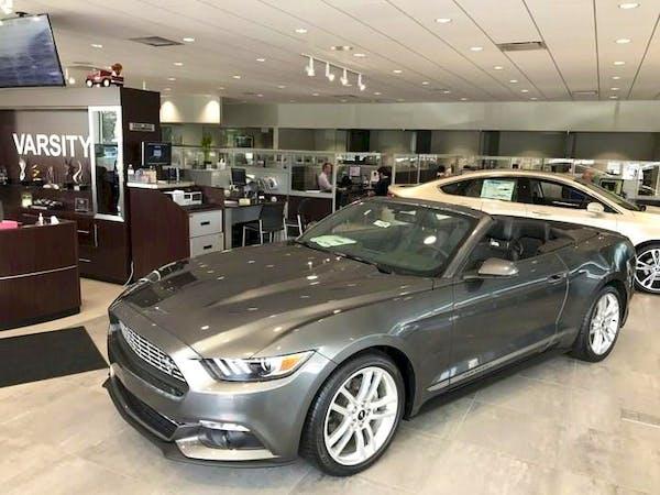 Varsity Ford Ann Arbor >> Varsity Ford Ford Used Car Dealer Service Center