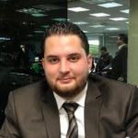 Anas Alchorbaje at Lexus of Brooklyn