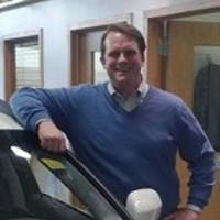 Chris Long at Volvo Cars Princeton
