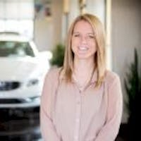 Whitney Chase (Fritzke) at Crest Volvo Cars