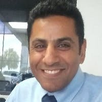George Guirguis at Crown Volvo Cars