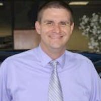 James Quesenberry at Honda of Gainesville