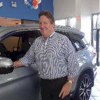 Dennis Guenther at Honda of Gainesville