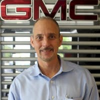 Brian Rundle at Gainesville Buick GMC