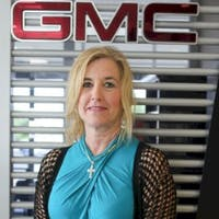 Angie Dicks-Newman at Gainesville Buick GMC