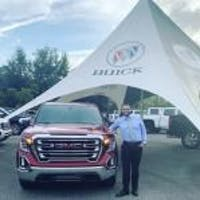 Marquis Cato at Gainesville Buick GMC