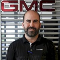 Kevin Benson at Gainesville Buick GMC