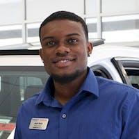 Axel  Reid at Gainesville Buick GMC