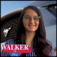 Athena Fassett at Walker Ford