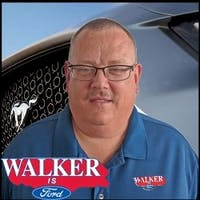 Steve  McHenry at Walker Ford