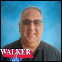 Mike Batch at Walker Ford
