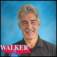 John Giordano at Walker Ford