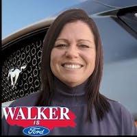 Amy Andrisani at Walker Ford