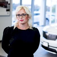 Heather Bissell at Luther Cadillac
